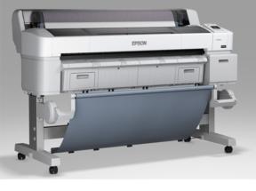 Полиграфический центр МедиаГрад, плоттер Epson SureColor SC–T7000