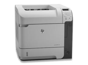 Полиграфический центр МедиаГрад, принтер HP Laser Jet 600 m603dn