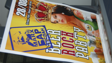 Полиграфический центр МедиаГрад Печать плакатов