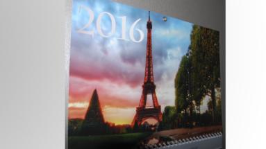 Полиграфический центр МедиаГрад, Топ Квартального календарь КМД меаллик 13