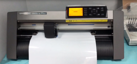 Режущий плоттер Graphtec CE6000-40 Plus МедиаГрад